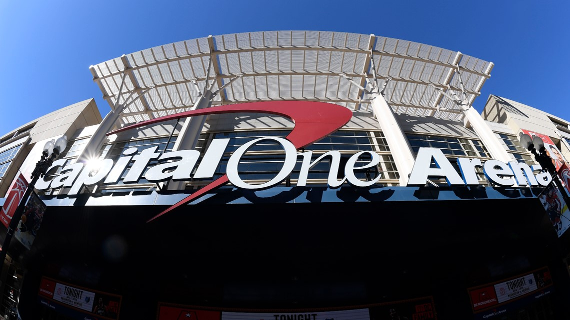 Capital One Arena cleans house with garage sale event