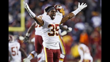 Redskins react to assault arrest of player Montae Nicholson