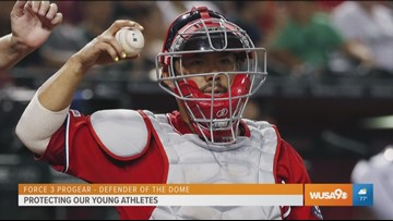 New gear to help protect young athletes from concussions