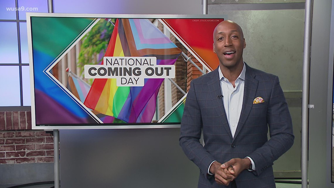 'It's not a moment in time, it's a journey' | National Coming Out Day
