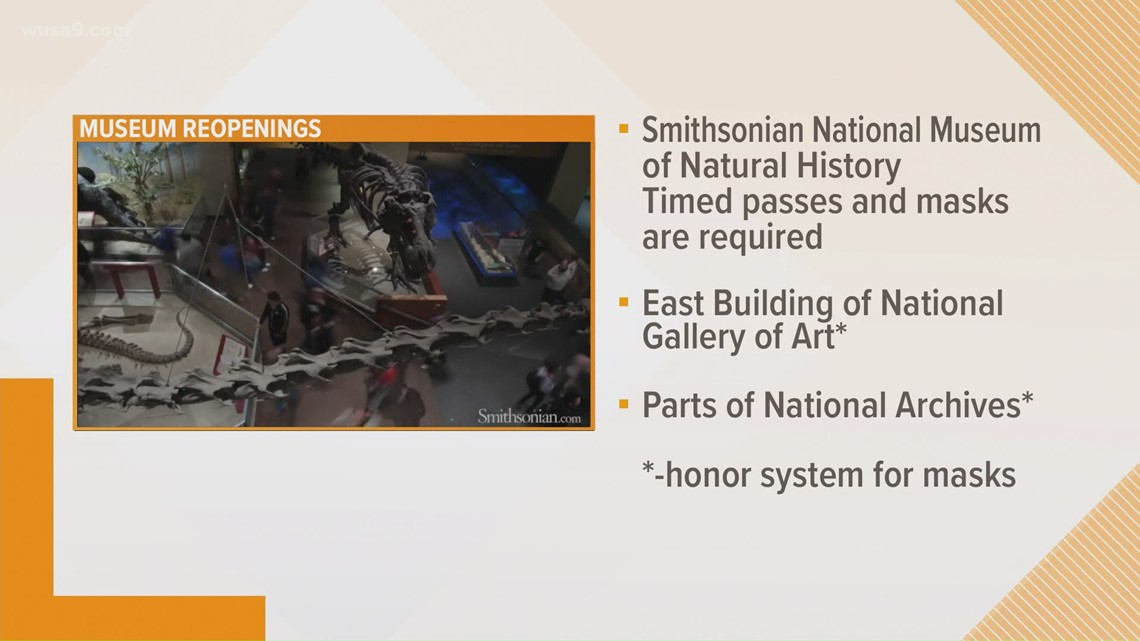 Smithsonian's National Museum of Natural History reopens | It's A DC Thing