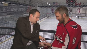 Magic with the Russian Machine Alex Ovechkin
