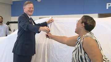 'We really needed it' | Prince George's County Teacher of the Year gets new SUV