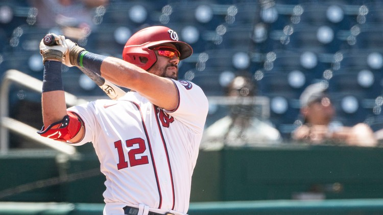 Let's talk Kyle Schwarber, how the Nationals are only a few games back of NL East lead | Locked On Nats