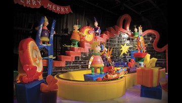 Win tickets to ICE! Dr. Seuss' How The Grinch Stole Christmas at Gaylord National