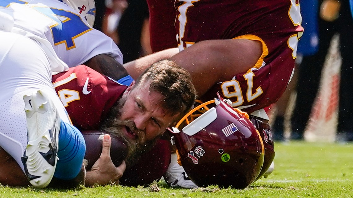 Looking at the injury timeline for Ryan Fitzpatrick; what's next for Washington Football Team