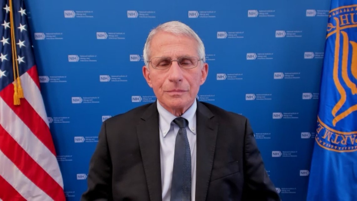 Vaccines, masks mandates and more | Extended Interview with Dr. Anthony Fauci