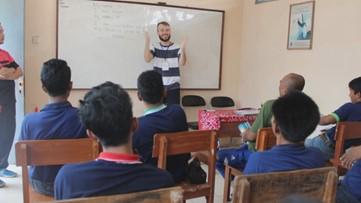 Coronavirus suddenly halts locals' Peace Corps service