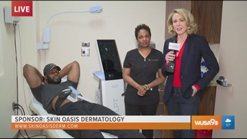 Skin Oasis Dermatology has a treatment that does the workout for you