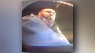 Suspect wanted in Silver Spring attempted robbery