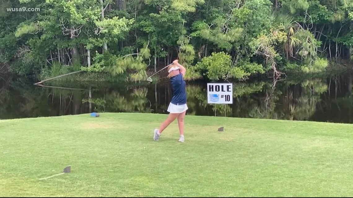 Golfer with Down syndrome breaks barriers on the course | Get Uplifted