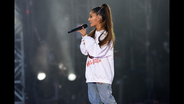 Ariana Grande, Jennifer Hudson, Miley Cyrus and Demi Lovato will perform at March For Our Lives