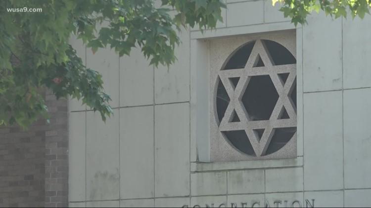 Increased synagogue security following German attack on Yom Kippur