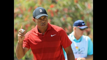 Tiger Woods announces return to The National