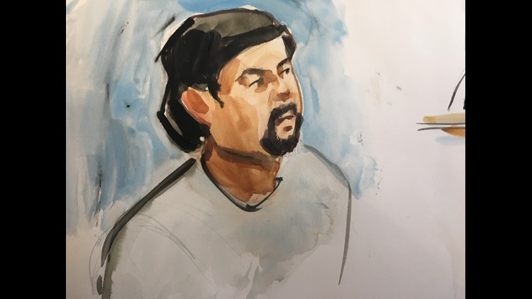 A competency evaluation for Thanh Cong Phan found him to have schizophrenia, Assistant U.S. Attorney Bruce Miyake told U.S. District Judge John Coughenour during a hearing.
