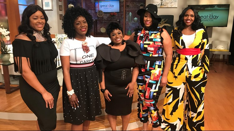 Tona Michelle, owner of Misty Bleu Beauty & Fashion Boutique, understands that women of all sizes want clothing that looks and feels great. The stylist shares the latest spring fashion trends for curvy women!