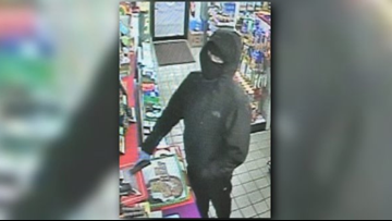 Police searching for identity of Vienna armed robber