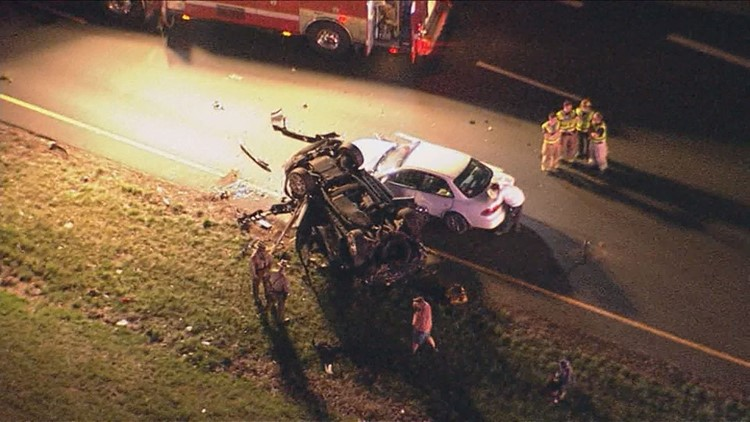 wusa9.com | Man dies after 6-car crash in Bowie, Md.
