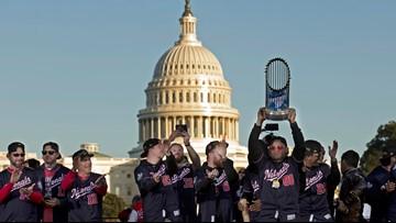 Cooperstown opens exhibit honoring Nationals' World Series championship