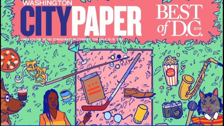 The people have chosen, and City Paper heard. Check out their Best of DC 2018 list!