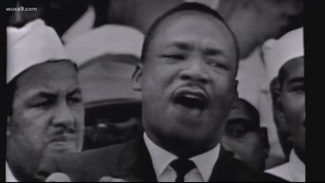 51 years after his death, DC remembers Dr. Martin Luther King Jr.