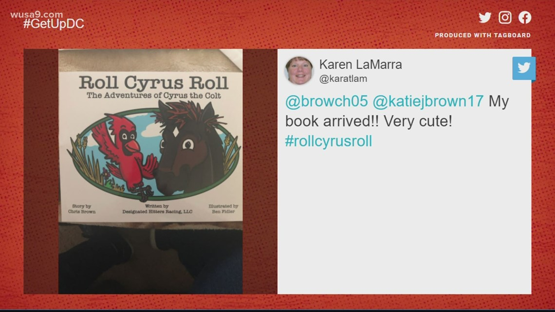 Viral colt video leads to children's book | Get Uplifted