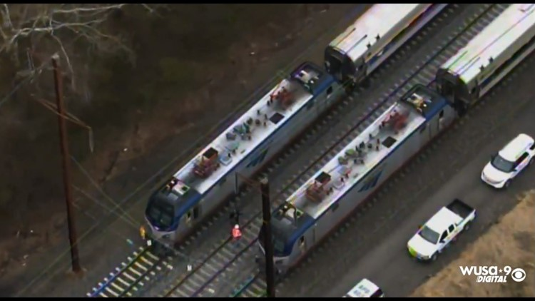 Person struck and killed by train near Bowie State rail station