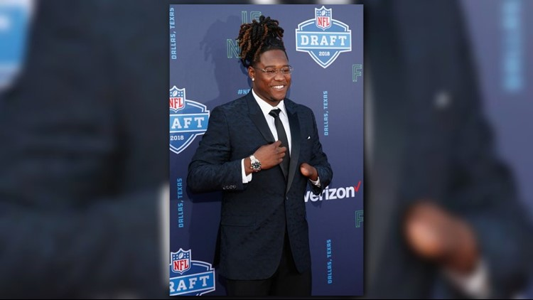 Shaquem Griffin becomes first one-handed National Football League draft in history