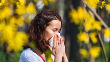 Are your allergies flaring already? Expect a long allergy season in the DMV