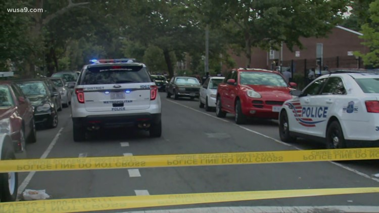 'I'm fed up' | DC neighbors near Q street double fatal shooting demand anti-crime action
