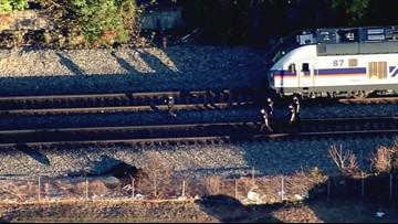 Child struck by MARC train in Laurel