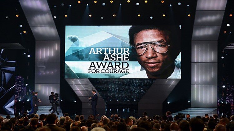 Now, the more than 150 sexual abuse survivors who read impact statements to help convict the former USA Gymnastics and Michigan State team doctor are being honored on the ESPYs stage as collaborative winners of the 2018 Arthur Ashe Courage Award.