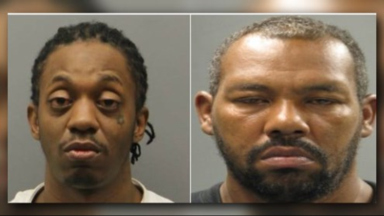 The suspects escaped from a hospital located in the 1300 block of Southern Avenue, in Southeast, D.C. Police said the men were receiving treatment at the time.