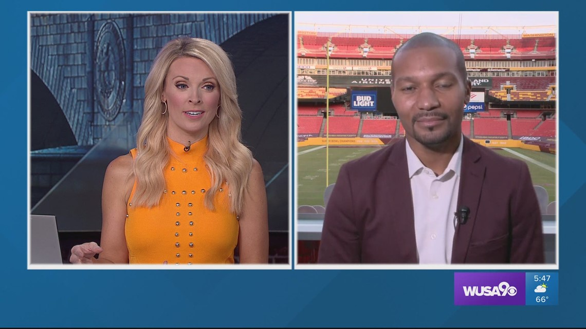 WFT v. Ravens: WUSA9 takeaways from Washington's loss to the Ravens