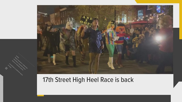 The triumphant return of the 17th St. High Heel Race and Japanese princess loses royal status | Open Mic