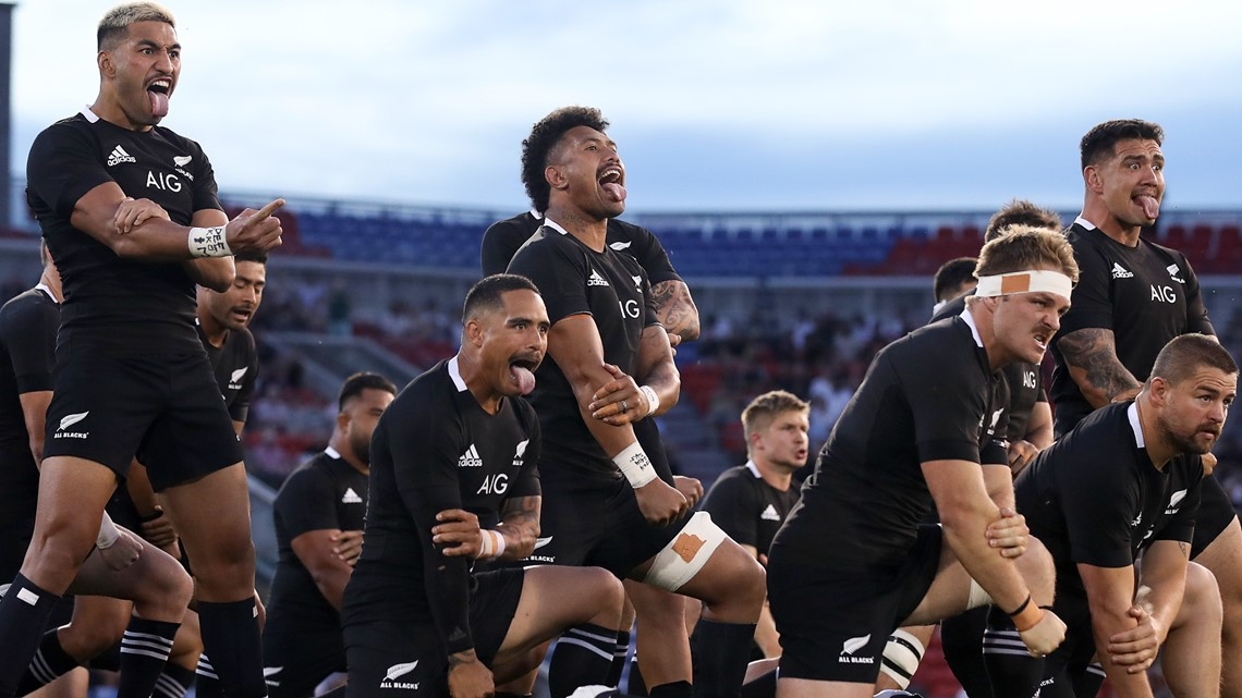 New Zealand All Blacks to play USA Rugby at DC's FedEx Field in October