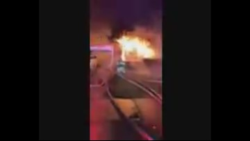 House fire in New Carrollton leaves 2 displaced