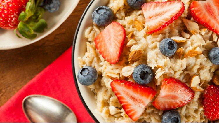 Nutritionist Alana Sugar explains how oatmeal and sport drinks may not be as healthy as you think.