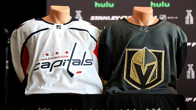 Capitals vs. Golden Knights, Game 1