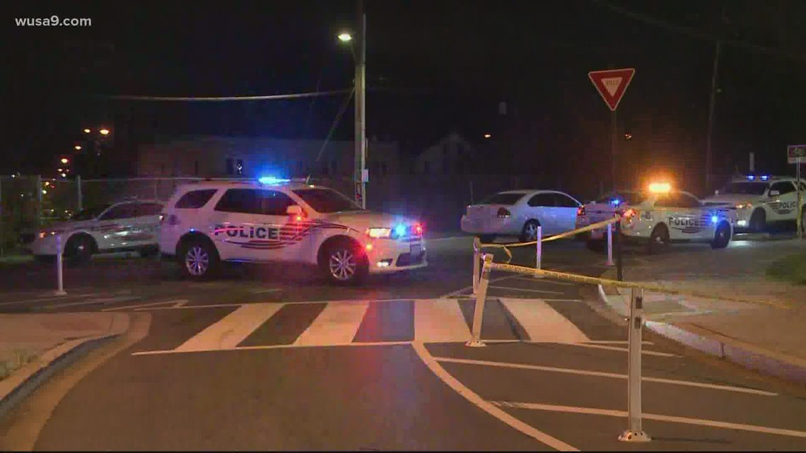 Deadly shooting near Gallaudet University in Northeast DC