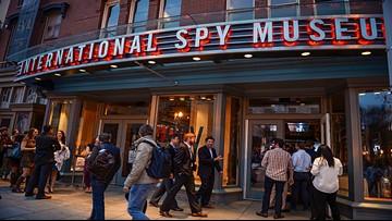 Spy Museum prepares for big move