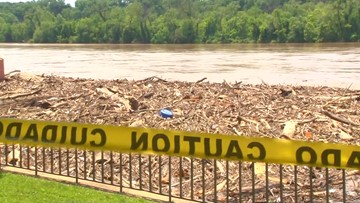 Safety questioned after man goes missing on debris-filled Potomac River