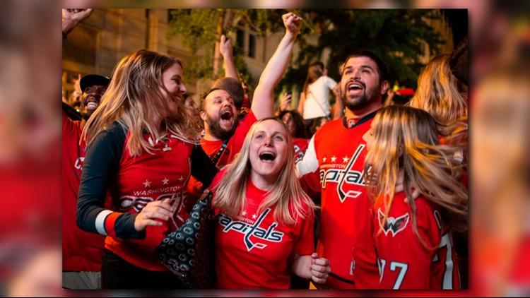 Caps fans across DMV celebrate historic Stanley Cup win  e4d772e3d78