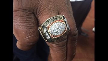 1987 Redskins replacement team finally gets Super Bowl rings