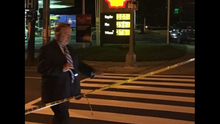 Five men were shot in the span of two short hours in the District overnight, leaving one victim in critical condition.