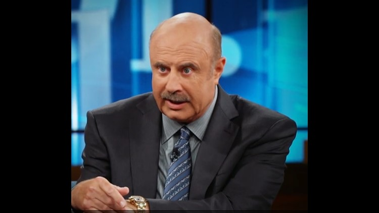 What's On DR  PHIL! 6/18-6/22! | wusa9 com
