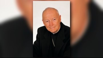 Former Washington Archbishop Theodore McCarrick defrocked for sex abuse