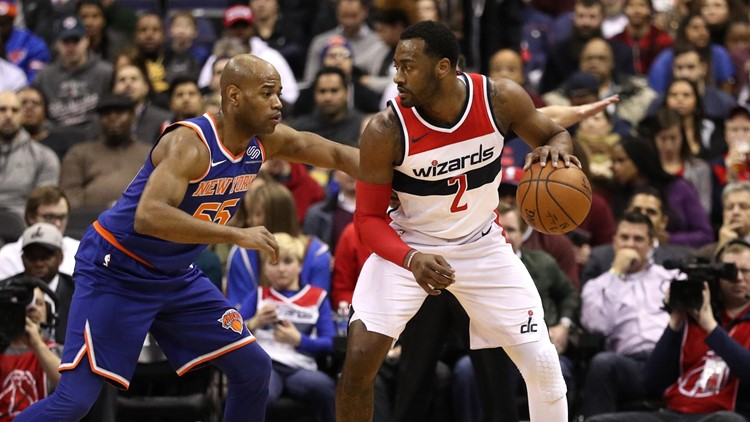 Wizards' John Wall has heel surgery