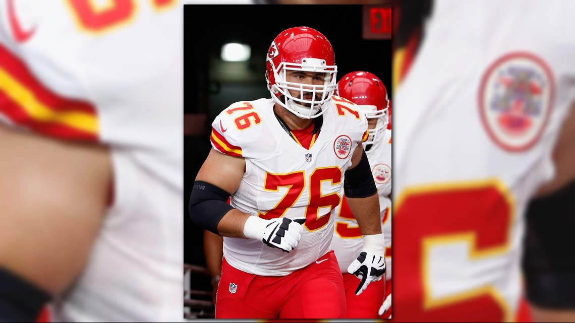3d010bc9a44 NFL under fire for not allowing Chief's Dr. Duvernay-Tardif put 'MD' on  jersey | wusa9.com