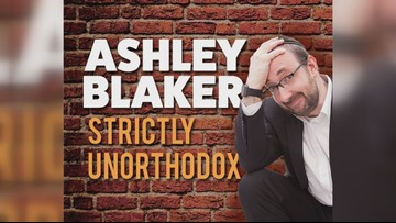 Ashley Blaker: The most famous comedian you've probably never heard of